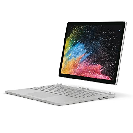 MICROSOFT SURFACE BOOK 2, I7, TB, 16GB 15