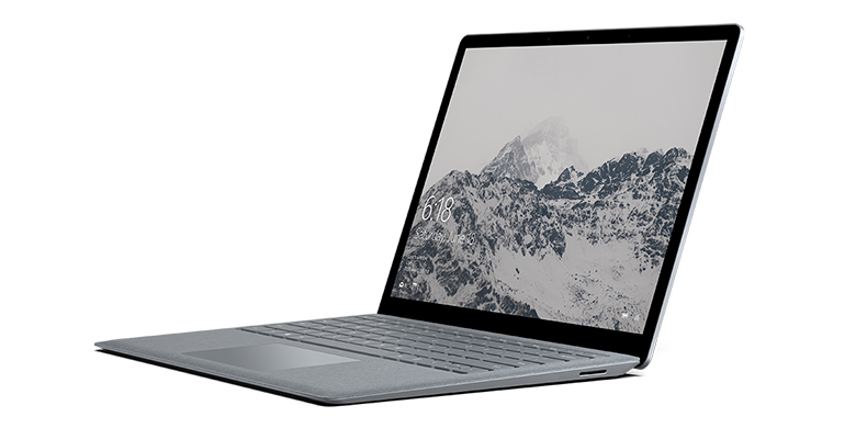 MICROSOFT SURFACE LAPTOP I5 8GB 256GB - PLATINUM