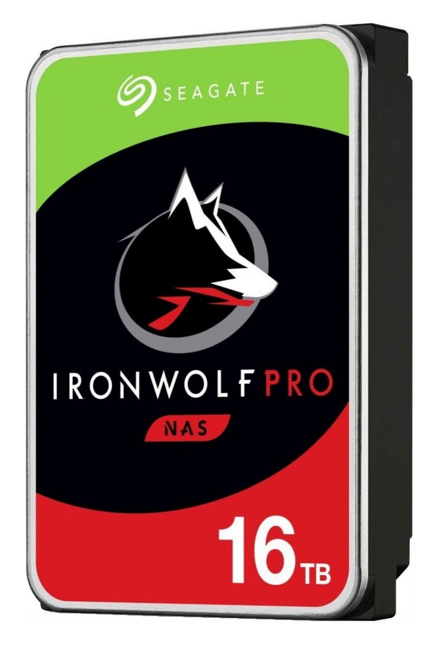 Seagate IronWolf Pro ST16000NE000 internal hard drive 3.5