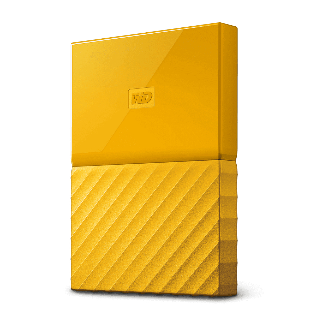 Western Digital My Passport external hard drive 1000 GB Yellow