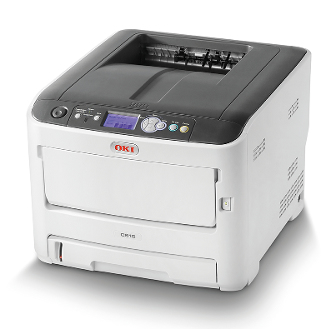 OKI PRINTER C612DN - 2AC COLOUR 1200 X 600DPI A4