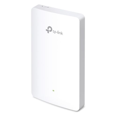 TP-LINK (EAP225-WALL) OMADA AC1200 WIRELESS WALL MOUNT ACCESS POINT DUAL BAND POE 10/100 FREE SOFTWARE