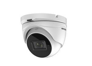 HIKVISION DS-2CE56H0T-IT3ZE 5MP TURRET DOME, 2.8-12MM FIXED LENS, POC, IP67,DWDR,40M EXIR, 12VDC