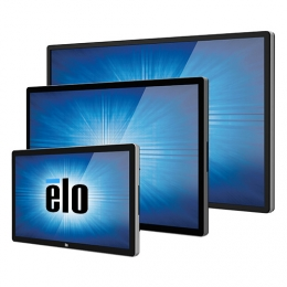 Elo Touch Solution 5553L, PCAP 40 TOUCH, ANTIGLARE, GRAY