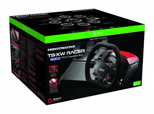 Thrustmaster TS-XW Racer Sparco P310 Competition Mod  (XB1/PC)