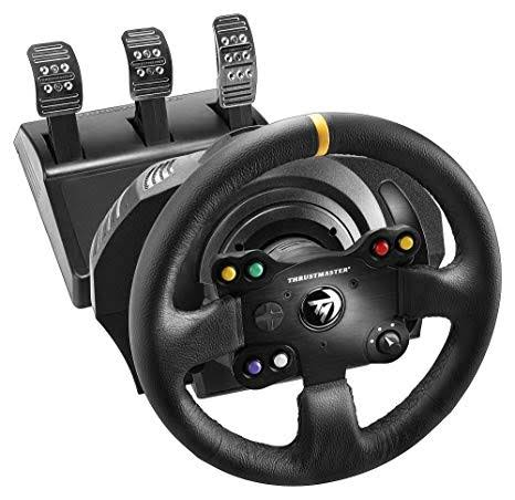 Thrustmaster TX Racing Wheel Leather Edition  (XB1/PC)