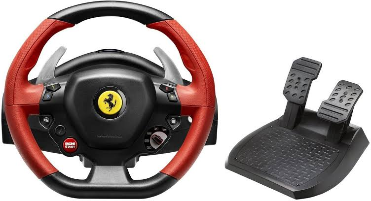 Thrustmaster Ferrari 458 Spider Racing Wheel  (XB1)