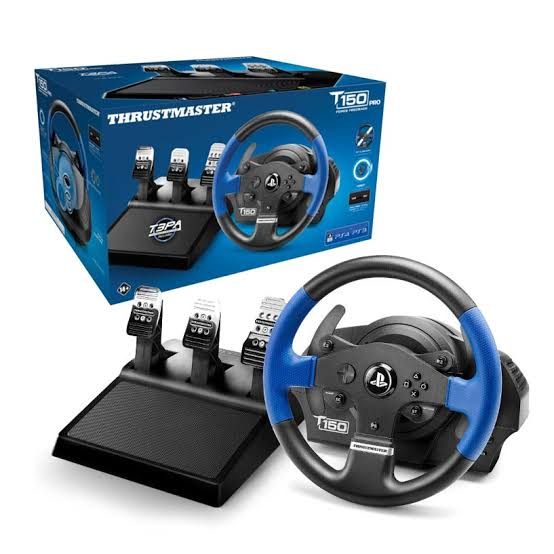 Thrustmaster T150 Force Feedback  (PC/PS4/PS3)