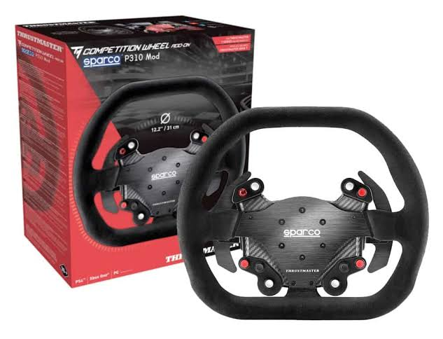Thrustmaster TM Competition Wheel Add-On Sparco P310 Mod  (PC)