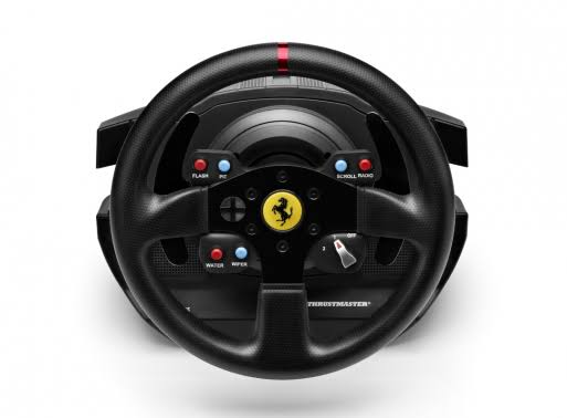 Thrustmaster Ferrari GTE Wheel Add-On Ferrari 458 Challenge Edition  (XB1/PC/PS4/PS3)