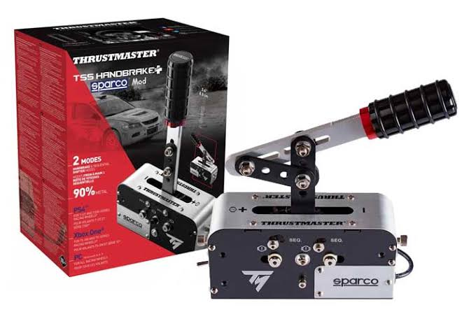 Thrustmaster TSS Handbrake Sparco Mod+  (XB1/PC/PS4)