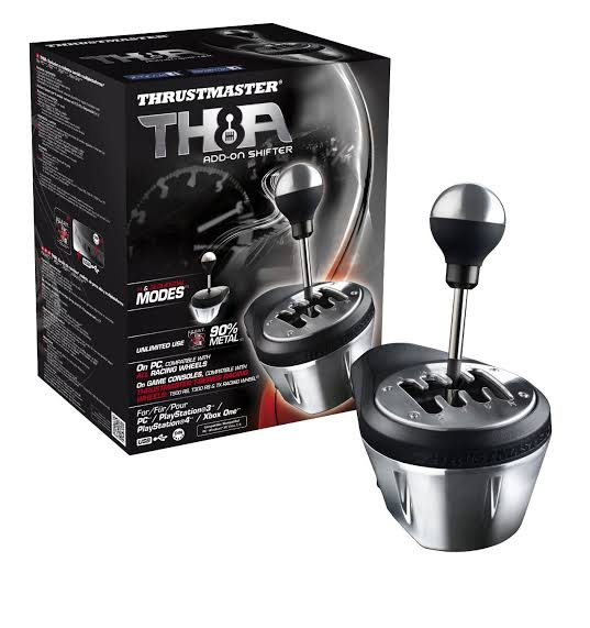 Thrustmaster TH8A Add-On Shifter  (XB1/PC/PS4/PS3)