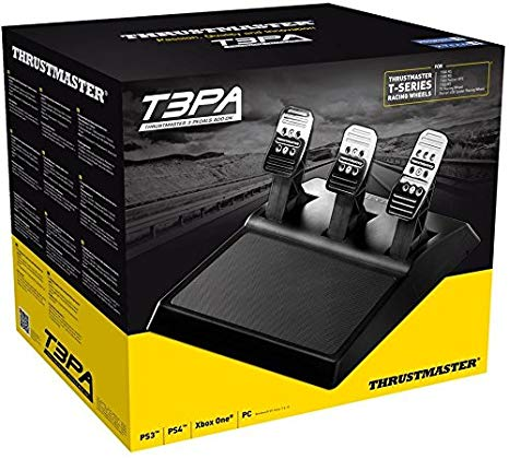 Thrustmaster T3PA Pedal Set Add-On  (XB1/PC/PS4/PS3)