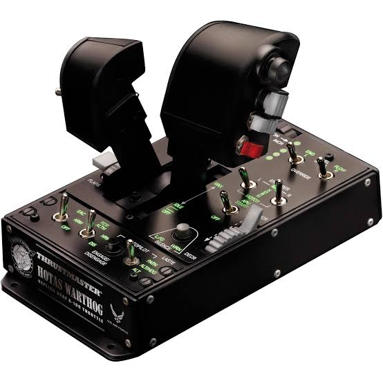 Thrustmaster HOTAS WarthogTM Dual Throttles  (PC)