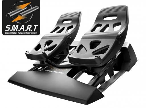 Thrustmaster T.Flight Rudder Pedals  (XB1/PC/PS4)