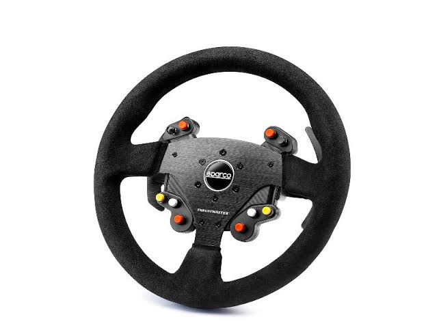 Thrustmaster Sparco R383 + TSSH mod+ Bundle (XB1/PC/PS4/PS3)