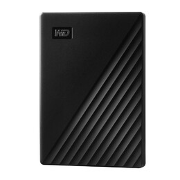 Western Digital My Passport external hard drive 5000 GB Black