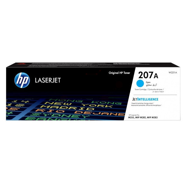 HP W2211A (207A) Toner cyan, 1.25K pages