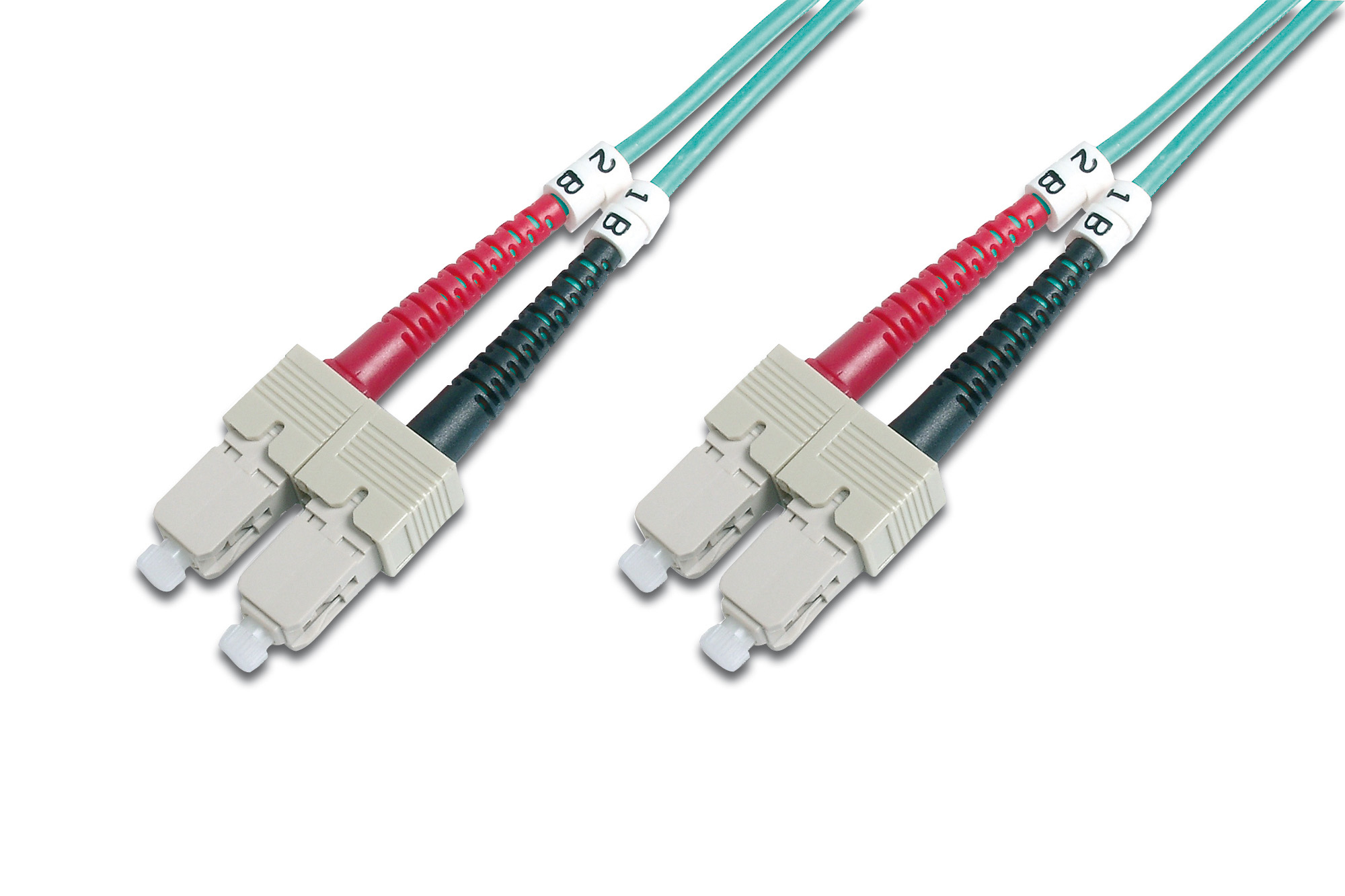 DIGITUS DK-2522-07/3 SC/SC, 7 M FIBER OPTIC CABLE MULTICOLOUR