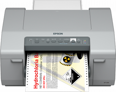 EPSON C11CC68132 GP-C831 INKJET COLOUR 5760 X 1440DPI LABEL PRINTER