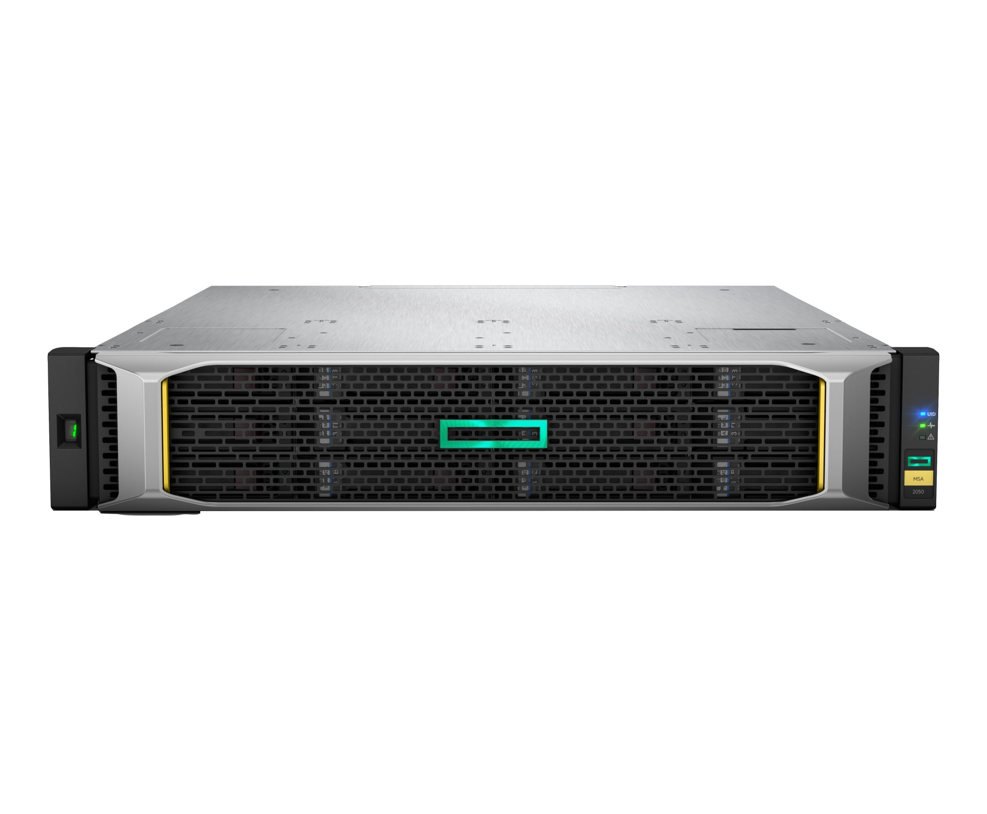 HPE Q2P39A MSA 2050 DISK ARRAY RACK (2U) BLACK