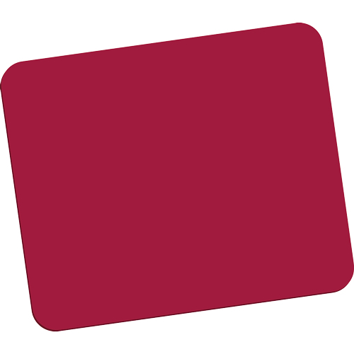 FELLOWES 29701 RED MOUSE PAD