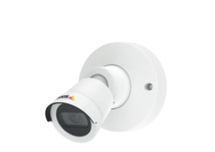 AXIS 01115-001 COMPANION BULLET MINI LE IP SECURITY CAMERA INDOOR & OUTDOOR WHITE 1920 X 1080PIXELS