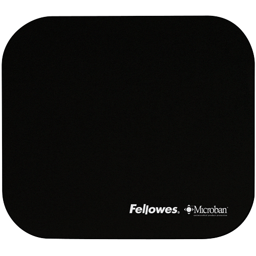 FELLOWES 5933907 MICROBAN BLACK