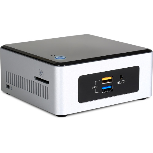 WORTMANN AG 1009558 TERRA MICRO 3000 SILENT GREENLINE 1.6 GHZ INTEL CELERON N3050 BLACK, SILVER MINI PC