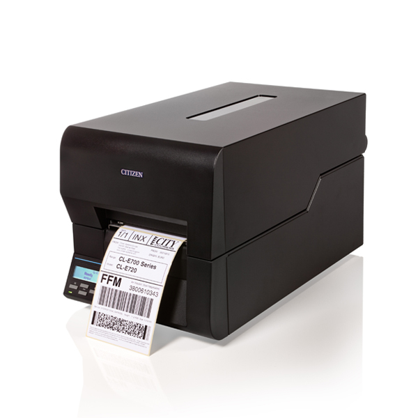 CITIZEN 1000853 CL-E720 DIRECT THERMAL / TRANSFER 203 X 203DPI LABEL PRINTER