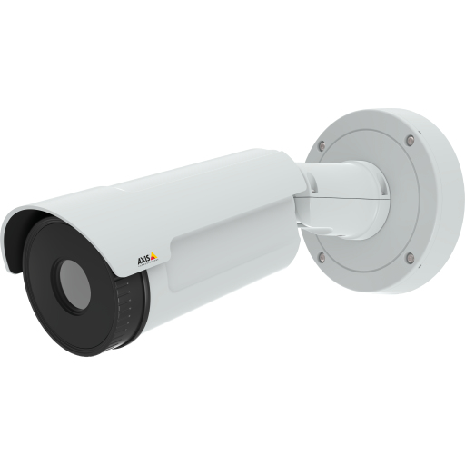 AXIS 0789-001 Q1941-E IP SECURITY CAMERA OUTDOOR BULLET WHITE 384 X 288 PIXELS