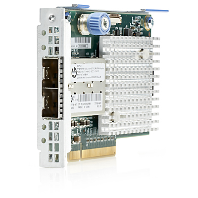 HPE 728992-B21 10GB 2X 571FLR-SFP+ INTERNAL FIBER 10000MBIT/S NETWORKING CARD