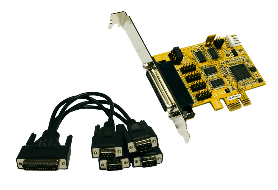 EXSYS EX-44044-2 INTERFACE CARDS/ADAPTER