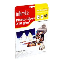 INKRITE PPIPG210A420 A4 GLOSS PHOTO PAPER