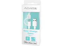 ADATA SYNC & CHARGE CABLE 2-IN-1
