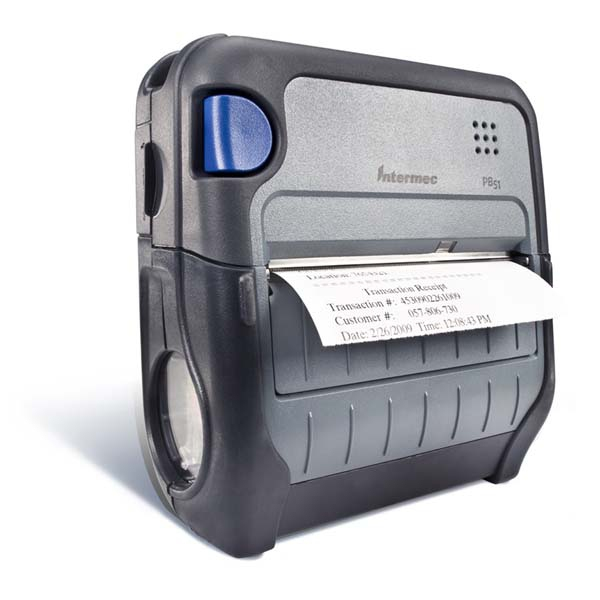 INTERMEC PB51B33004100 PB51 LABEL PRINTER DIRECT THERMAL 203 X DPI