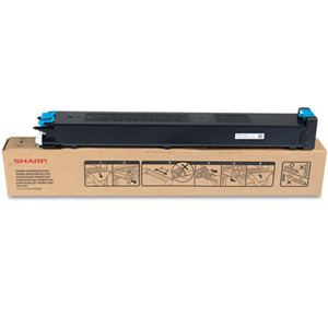 SHARP MX23GTCA MX-23GTCA TONER CYAN, 10K PAGES