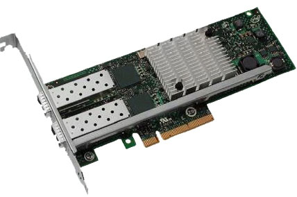 DELL 540-BBDR INTERNAL ETHERNET/FIBER 10000MBIT/S NETWORKING CARD