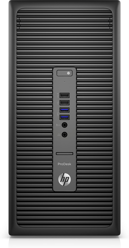HP T4J73EA PRODESK 600 G2 MICROTOWER PC