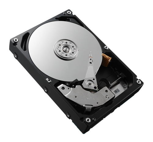 DELL 600GB 15K 3.5 6G SAS HDD REFURBISHED
