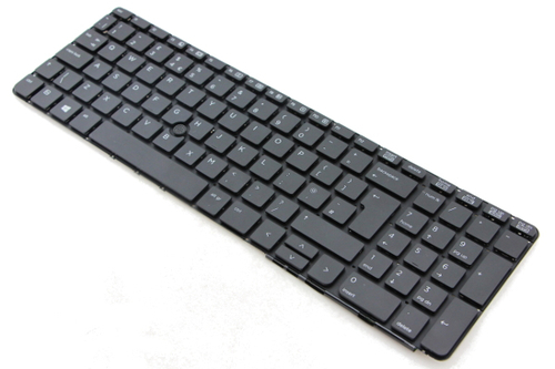 HP 841136-081 KEYBOARD NOTEBOOK SPARE PART