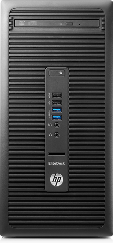 HP 2KR84EA#ABU HPELITEDESK 705 G3 3.5GHZ PRO 1500 MICRO TOWER BLACK PC