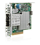 HPE 647581-B21 ETHERNET 10GB 2-PORT 530FLR-SFP+ INTERNAL 40000MBIT/S NETWORKING CARD
