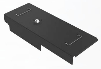 APG CASH DRAWER 90189PAC-0001 LOCKABLE LID BOX TRAY ACCESSORY