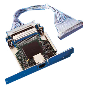 ZEBRA 79823 ZEBRANET 10/100 PRINT SERVER INTERNAL 100MBIT/S NETWORKING CARD