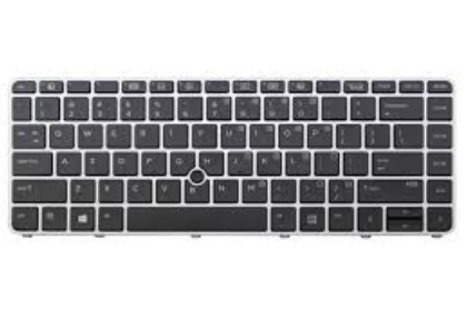 HP 836307-081 KEYBOARD NOTEBOOK SPARE PART