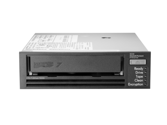 HPE N7P37A STOREEVER MSL LTO-7 ULTRIUM 15000 SAS DRIVE UPGRADE KIT INTERNAL LTO 6000GB TAPE