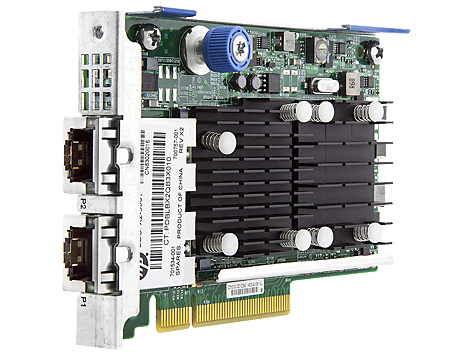 HPE 700759-B21 533FLR-T INTERNAL ETHERNET 20000MBIT/S NETWORKING CARD