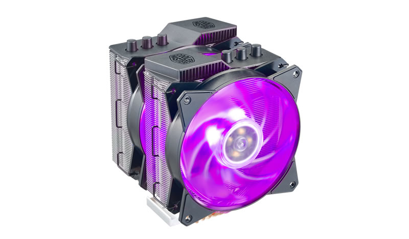 COOLER MASTER MAP-D6PN-218PC-R2 MASTERAIR MA621P TR4 EDITION PROCESSOR