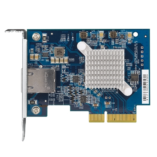 QNAP QXG-10G1T NETWORKING CARD INTERNAL ETHERNET 10000 MBIT/S